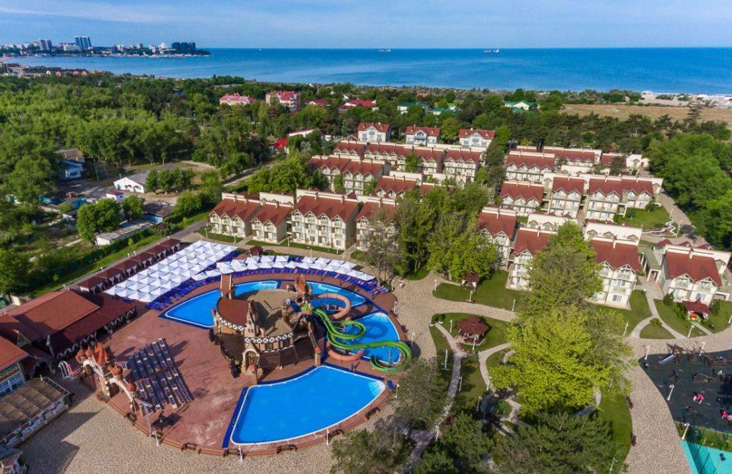 Alean Family Resort & SPA Doville 5*