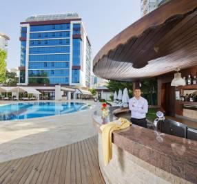 Oz Hotels Antalya Hotel & Spa