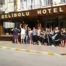 Гелиболу Отель