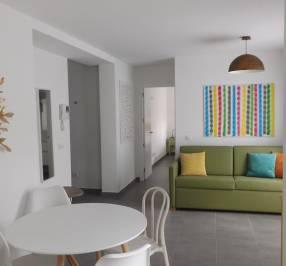 The Blue Corner Apartments