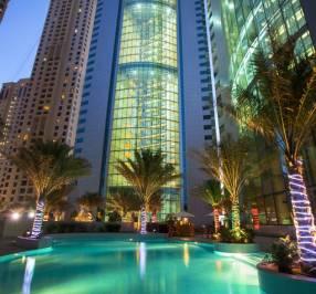 JA Oasis Beach Tower Apartments