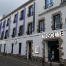Отель Де Франке Ресторан Линсолите