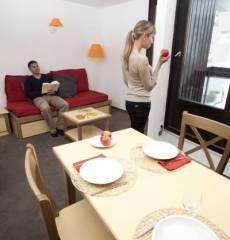 Residence Maeva Multi Les Menuires Les Combes