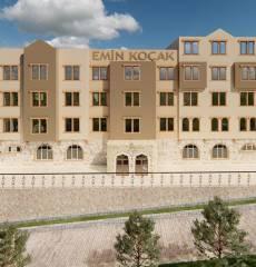 Emin Kocak Kapadokya Termal Hotel
