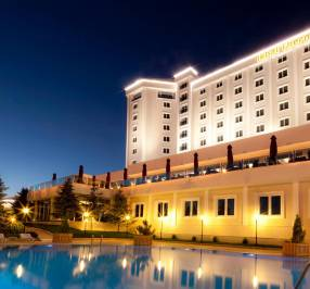 Ikbal Thermal Deluxe Hotel