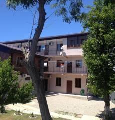 Пшандра гостиница