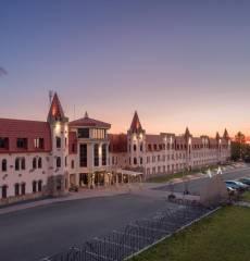 Арт-отель Форт Kолесник