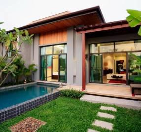 Two Villas Holiday Phuket - Onyx Style Nai Harn Beach