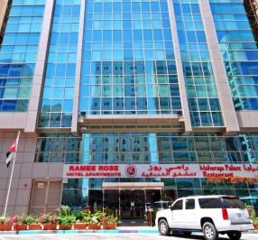 Ramee Rose Hotel Apartments Abu Dhabi