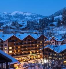 Bernerhof Gstaad Wanderhotel